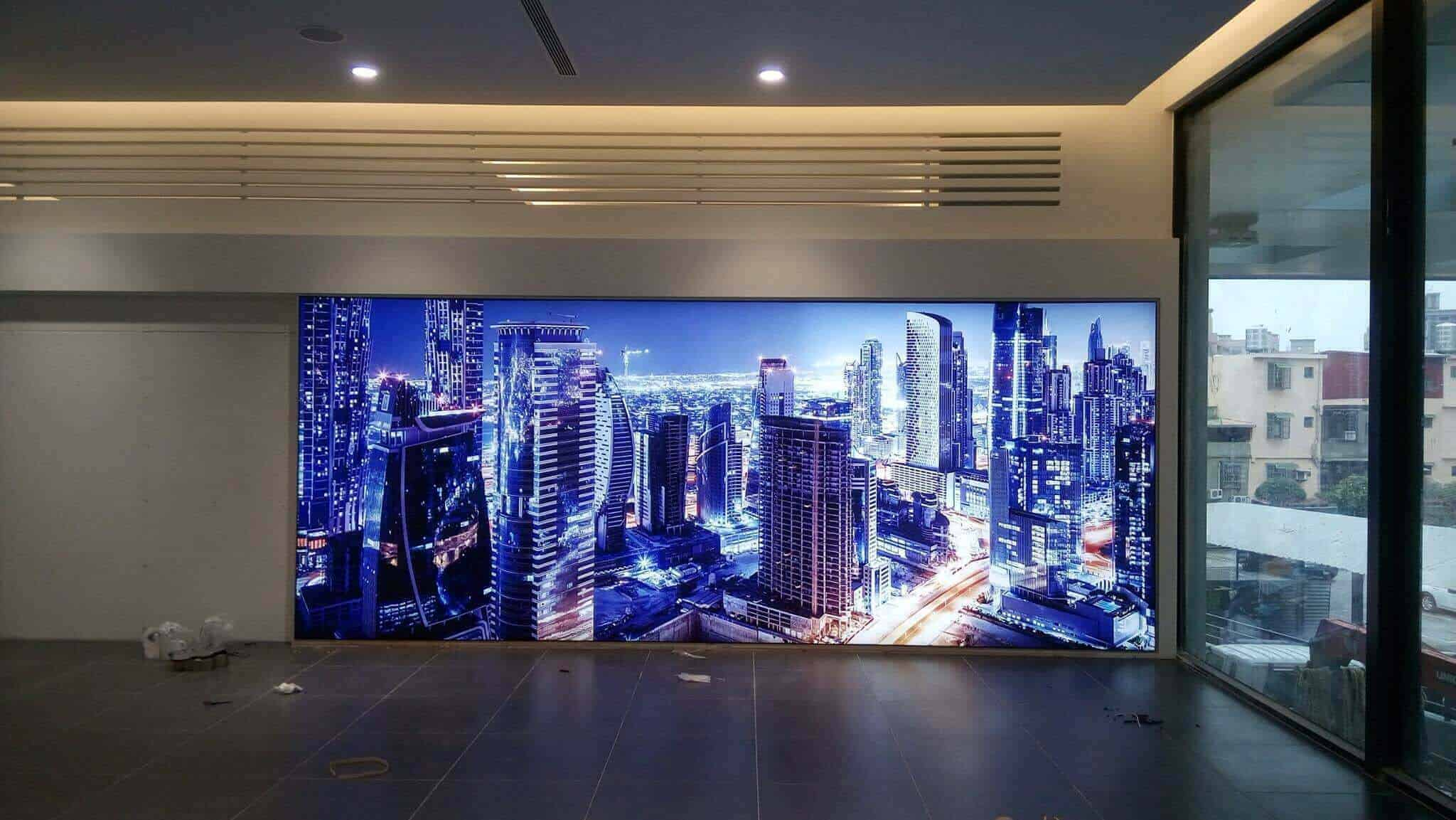 LED-lightbox-house