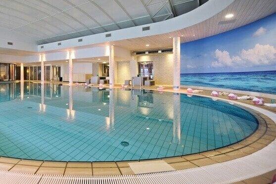 Referentie-zwembad