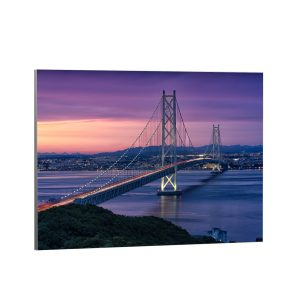 Textielframe – Golden Gate San Francisco (id4)