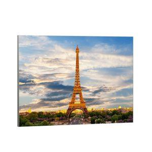 Textile frame - Eiffel Tower Paris (id7).