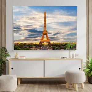 Textielframe – Eiffeltoren Parijs (id7)